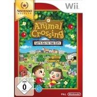 Computerspiele, Konsolenspiele - Nintendo Animal Crossing Lets Go to the City Full Package Product 1 Benutzer Wii Deutsch (2131340)  - Onlineshop JACOB Elektronik