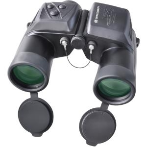 Ferngläser, Mikroskope - Bresser Optik Marine Fernglas GPS Fernglas 7 x 50 mm Schwarz (1865000)  - Onlineshop JACOB Elektronik