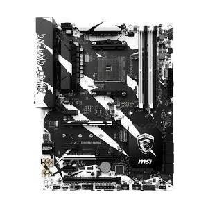 MSI X370 KRAIT GAMING - Mainboard - ATX - Socket AM4 - AMD X370 Chipset - 4 x DDR4 up to 64GB (7A33-001R)