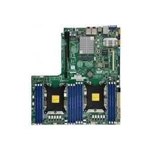 Mainboards - Super Micro SUPERMICRO X11DDW NT Motherboard Socket P 2 Unterstützte CPUs C622 USB3.0 2 x 10 Gigabit LAN Onboard Grafik (MBD X11DDW NT O)  - Onlineshop JACOB Elektronik