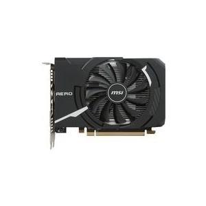 MSI RX 550 AERO ITX 2G OC - Grafikkarten - Radeon RX 550 - 2GB GDDR5 - PCIe 3.0 x16 - DVI, HDMI, DisplayPort (V809-2466R)