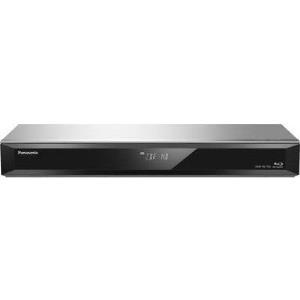 Panasonic DMR-BST765 - 3D Blu-ray-Recorder mit TV-Tuner und HDD - Hochskalierung - Wi-Fi (DMR-BST765EG)