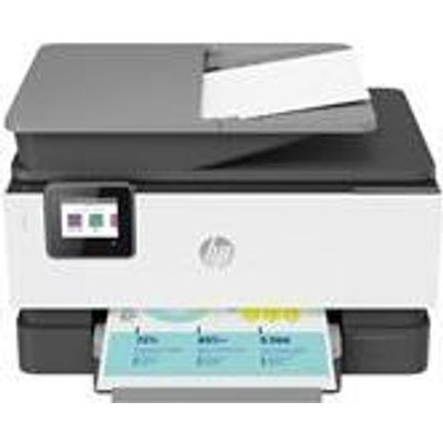 HP Officejet Pro 9010 All-in-One (3UK83B#A80) (Bild #6)