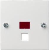 GIRA 0638 27 Lichtschalter Weiß (063827)