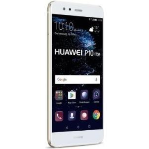 Smartphones, Handys - Huawei P10 Lite Smartphone Dual SIM 4G LTE 32GB microSDXC slot GSM 5.2' 1,920 x 1,080 Pixel IPS 12 MP (8 MP Vorderkamera) Android Pearl White (51091CKM)  - Onlineshop JACOB Elektronik