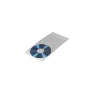 Hama - CD-/DVD-Hülle - durchsichtig (Packung mit 50)
