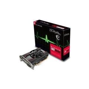 Sapphire Pulse RX 550 - Grafikkarten - Radeon RX 550 - 4 GB GDDR5 - PCIe 3.0 x16 - DVI, HDMI, DisplayPort - Lite Retail