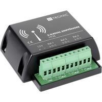 H-Tronic 3-Kanal-Funkempfänger HT3E 1618255 Funkfrequenz 868,35 MHz Reichweite max. (im Freifeld) 200 m (1618255) - broschei