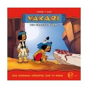 Edelkids Yakari-(15)HSP z.TV-Serie-Die Große Dü...
