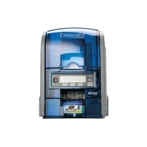 DataCard SD360 - Plastikkartendrucker - Farbe -...