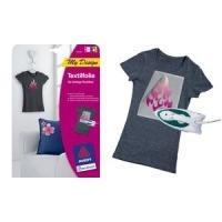 Avery Zweckform My  T-Shirt Transfer for Dark Textiles - Transferpapier zum Aufbügeln - A4 (210 x 297 mm) - 8 Blatt (MD1004)