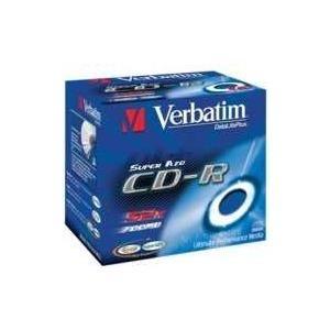 Verbatim - 10 x CD-R - 700MB (80 Min) 52x - mit...