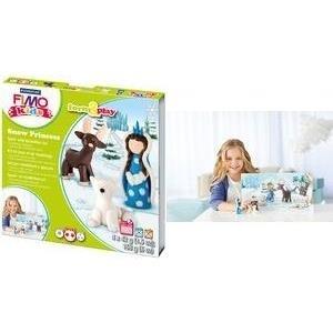 FIMO kids Modellier-Set Form & Play Snow prince...