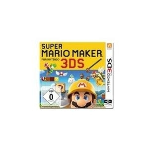 Computerspiele, Konsolenspiele - Super Mario Maker Nintendo 3DS, Nintendo 2DS Deutsch (2235640)  - Onlineshop JACOB Elektronik