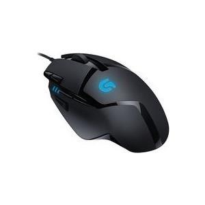 Logitech Hyperion Fury G402 - Maus - Für Rechtshänder - 8 Tasten - kabelgebunden - USB