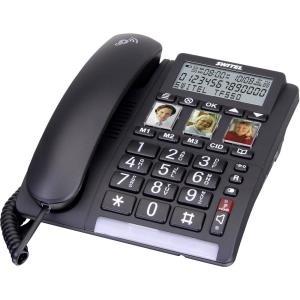 Switel Schnurgebundenes Seniorentelefon TF 550 ...