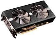 Sapphire NITRO+ RX 590 8GD5 OC - Grafikkarten - Radeon RX 590 - 8GB GDDR5 - PCIe 3.0 x16 - DVI, 2 x HDMI, 2 x DisplayPort - Lite Retail (11289-05-20G)