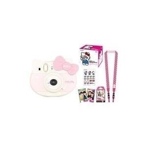 Fujifilm Instax Mini Hello Kitty - Instant Kamera Objektiv: 60 mm (70100118555) - broschei