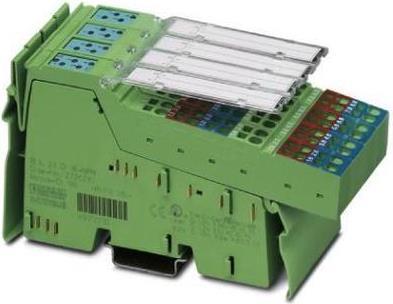 Phoenix Contact SPS-Erweiterungsmodul IB IL 24 DI 16-NPN-PAC 2863520 V/DC jetztbilligerkaufen