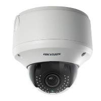 Hikvision Smart IPC DS-2CD4312FWD-IZS - Netzwerk-Überwachungskamera - Kuppel - wetterfest - Farbe (Tag&Nacht) - 1,3 MP - 1280 x 960 - Automatische Irisblende - verschiedene Brennweiten - Audio - LAN 10/100 - MPEG-4, MJPEG, H.264 - Wechselstrom 24 V / PoE