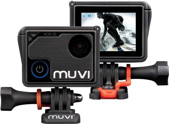 Action, Outdoorkameras - Veho KX 2 NPNG. HD Typ 4K Ultra HD, Maximale Bildfrequenz 100 fps, Unterstützte Video Modi 480p,720p,1080p,2160p. Anzeige LCD, Bildschirmdiagonale 4,57 cm (1.8 ). Blickwinkel (FOV) 140°, Fixe Apertur 2,7 mm. Speichermedien Speicherkarte, Kompatible Speicherkarten MicroSD (TransFlash). Produktfarbe Schwarz, Wasserdicht bis 40 m (VCC 009 KX2 NPNG)  - Onlineshop JACOB Elektronik