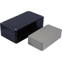 Axxatronic Universal-Gehäuse 120 x 65 60 ABS Schwarz BIM2004/24-BLK/BLK 1 St. - broschei