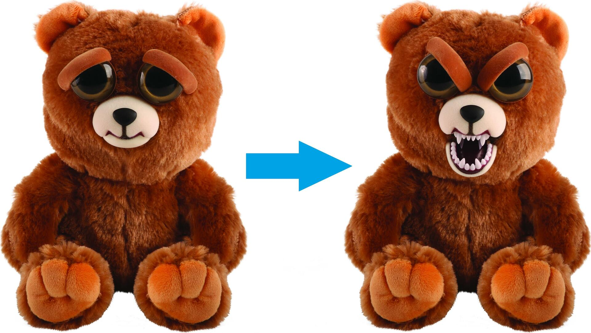 FEISTY PETS Teddybär, 32384.006