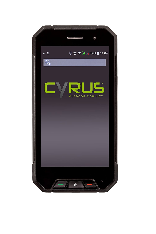 Outdoor Telefone - Cyrus CS27 Android Smartphone Dual SIM 4G LTE 8GB microSDHC Steckplatz GSM 47 1,280 x 720 Pixel IPS 8 MPix Android (CYR10048)  - Onlineshop JACOB Elektronik