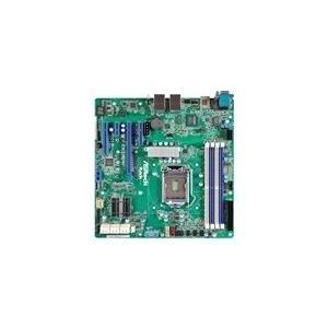 ASRock Rack E3C236D4U - Motherboard - Mikro-ATX...