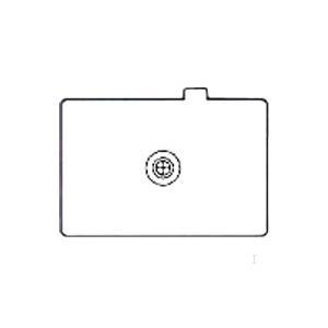 Canon EC-I - Mattscheibeneinsatz - für EOS 1, 1D, 1D Mark II, 1D Mark II N, 1Ds, 1Ds Mark II, 1N, 1N RS, 1V, 1V HS, 3 (4725A001)