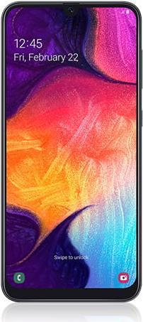 Image of Samsung A505F Galaxy A50 128 GB (Black) (SM-A505FZKSDBT)
