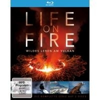 Koch Media Life on Fire - Wildes Leben am Vulka...