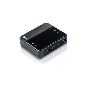 ATEN US434 - USB-Umschalter für die gemeinsame ...