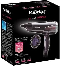 Körperpflege, Kleingeräte - Babyliss Haartrockner D362E 2300W bk (D362E)  - Onlineshop JACOB Elektronik
