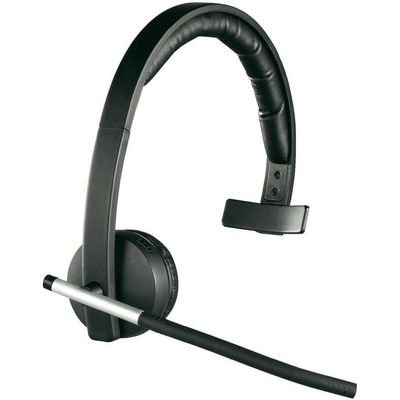 Logitech Wireless Headset Mono H820e (981-000512) (Bild #1)