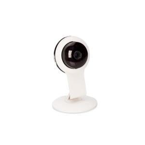 ednet.smart home HD Kamera und Gateway Innenbereich - Netzwerk-Überwachungskamera - Farbe (Tag&Nacht) - 720p - drahtlos - Wi-Fi (84302)
