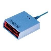 Honeywell IS4225 ScanGlove - Barcode-Scanner Handgerät 52 Linie/Sek. decodiert RS-232 (MK4225-70D41) - broschei