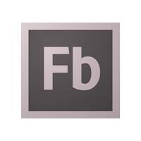 Adobe Flash Builder Premium - (v. 4.7) Lizenz für einen Versions-Upgrade 1 Benutzer Upgrade von Vers. 4 TLP Stufe (1+) 50 Punkte Win, Mac International English jetztbilligerkaufen