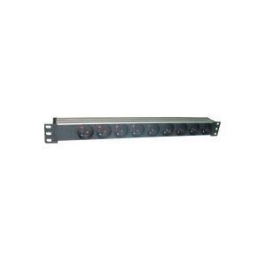 ASSMANN Electronic A-19-STRIP-3-IMP 9AC-Ausgänge 1U Weiß Stromverteilereinheit (PDU) (A-19-STRIP-3-IMP) jetztbilligerkaufen