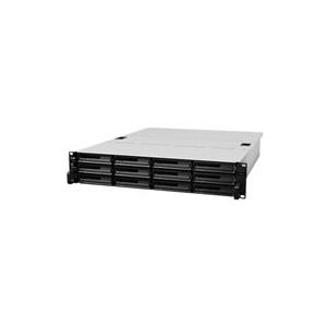 Synology RS3617XS+ NAS-Rackmount - 12-Bay - 0 G...