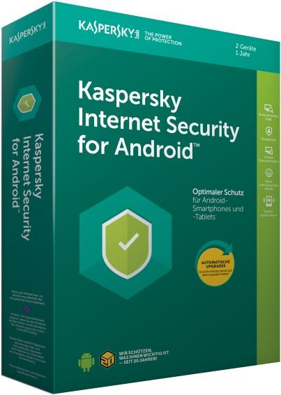 Kaspersky Internet Security for Android 2018 - ...