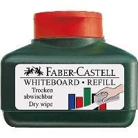 FABER-CASTELL Nachfülltusche für Boardmarker rot jetztbilligerkaufen