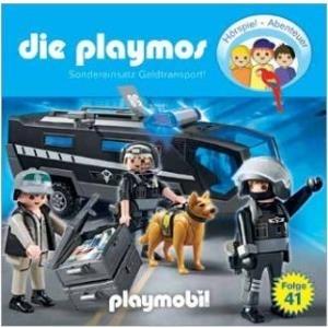 Edel Die Playmos (41) Sondereinsatz Geldtranspo...