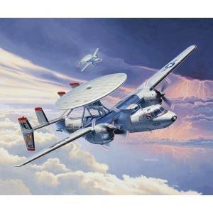 Revell Grumman E-2C Hawkeye - 1:144 - Montagesa...