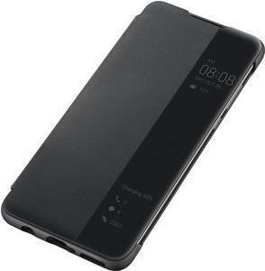 Image of Huawei View - Flip-Hülle für Mobiltelefon - Schwarz - für Huawei P30 lite (51993076) (B-Ware)