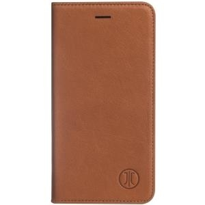 Menatwork JT Berlin Leder Book Magic 4.7 Briefttasche Cognac IPhone 7  (10097)
