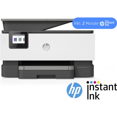 HP Officejet Pro 9012 All-in-One (1KR50B#BHC) (Bild #3)