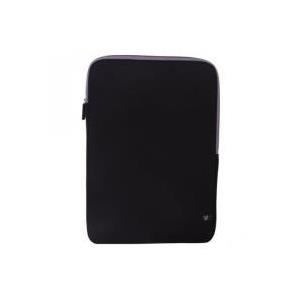 V7 Ultra Protective Sleeve - Notebook-Hülle - 33,8 cm (13.3) - Grau, Schwarz (CSS4-GRY-2E)