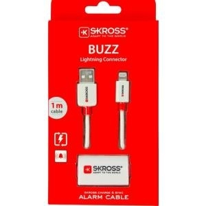 SKROSS BUZZ - Lightning-Kabel - USB (M) bis Lig...