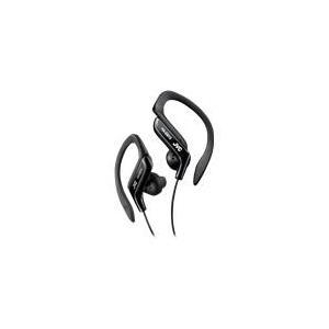 Kopfhörer - JVC HA EB75 B E Sports Kopfhörer über dem Ohr angebracht Schwarz für Apple iPhone 3G, 3GS, 4 (HAEB75BE)  - Onlineshop JACOB Elektronik